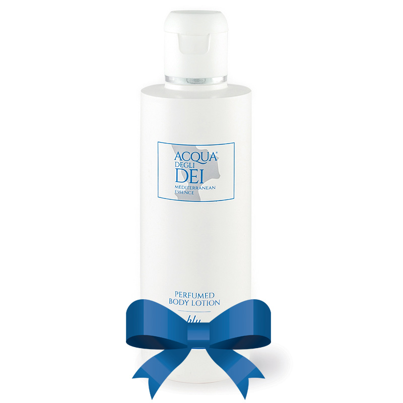 BODY LOTION BLU